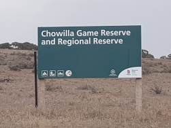 Chowilla Sign