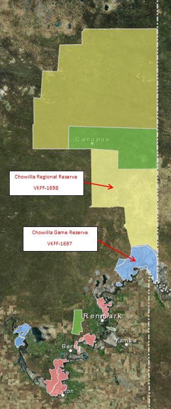 Map - General