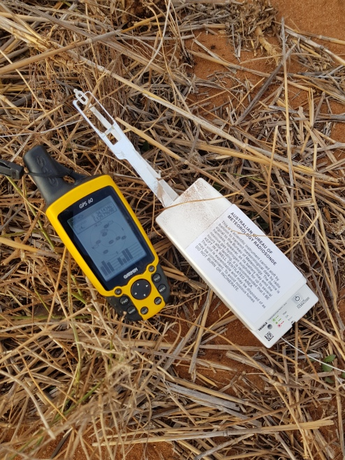 Sonde and GPS