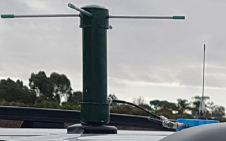 Cross Dipole w Pre Amp
