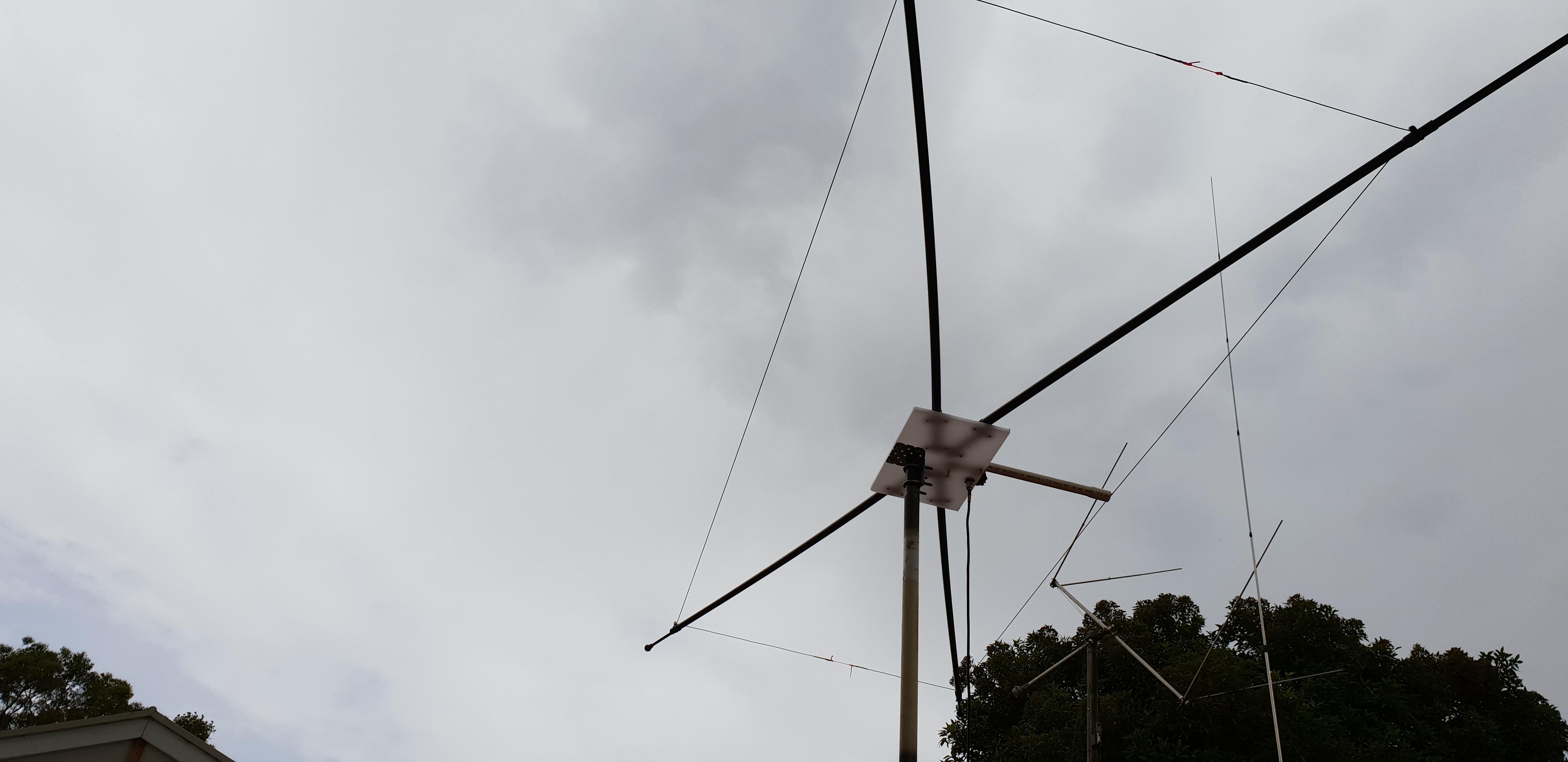 Summer Fun – A Moxon Antenna for 6 metres | Riverland Radio